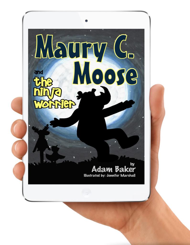 Book 3 on iPad